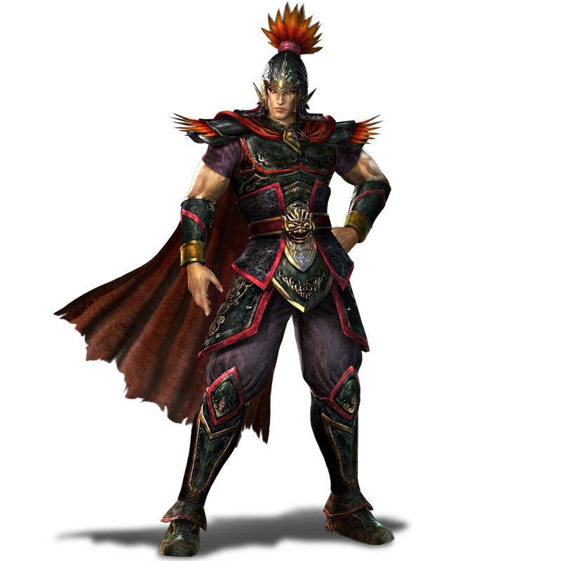 Lu Bu Warriors Orochi 4: Image - Zhoutai-dw7-dlc-dw4.jpg