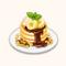 Chocolate Banana Pancakes (TMR)