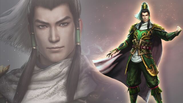 File:Liu Bei Wallpaper (WO3 DLC).jpg