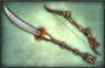 1-Star Weapon - Heavenly Dragon Naginata