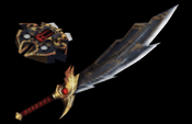 Twin Blades 40 (TKD)
