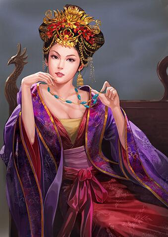 File:Empress He (ROTK12).jpg