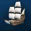 Light Galleon (UW5)