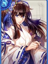 Ultramarine Priestess (GT)