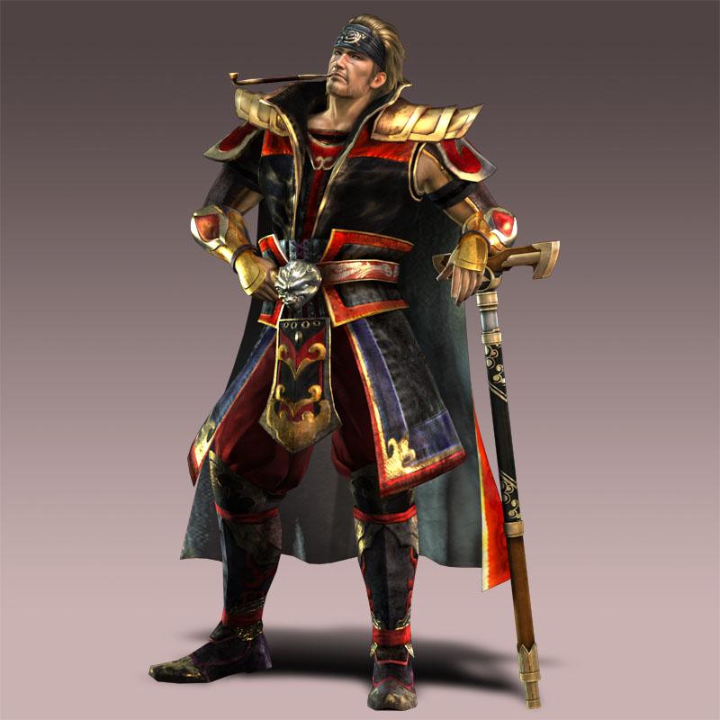 Warriors Orochi 3 Ultimate Multi Attribute: Image - Ujiyasu-DWOutfit-WO3-DLC.jpg