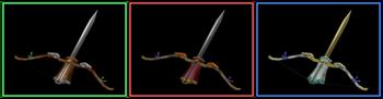 DW Strikeforce - Blade Bow