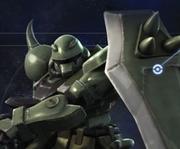 ZGMF-1000 ZAKU Warrior (DWGR)