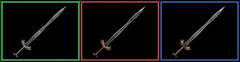 DW Strikeforce - Long Sword 6