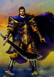 Xiahou Dun Artwork (DW3)
