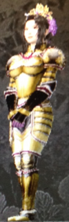 Rose Armor (Kessen III)