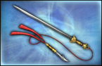 Sword & Hook - 3rd Weapon (DW8)