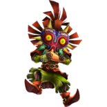 Skull Kid Ocarina - HW