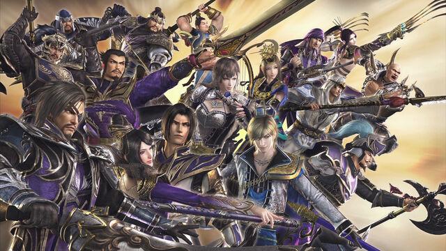 File:Dynasty Warriors 7 DLC - Wei Wallpaper.jpg