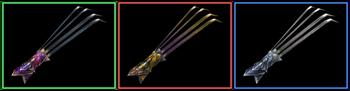 DW Strikeforce - Claws 3