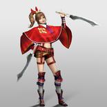 Kunoichi Sanada-Themed Costume (SWSM DLC)