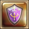 Sacred Shield Badge (HW)