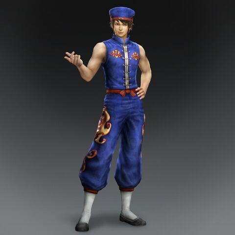 File:Lu Xun DW1 Costume (DW8 DLC).jpg