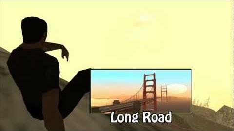 DYOM Long Road (Introduction Trailer)