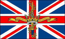 Kingdom of Britannia Flag