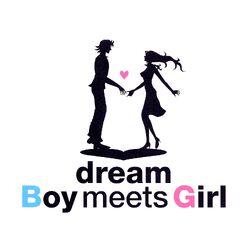 Boy Meets Girl cover