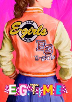 E-girls - EG TIME 3Blu-ray
