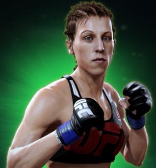 Joanna Jedrzejczyk (H2H) | EA UFC Mobile Wikia | FANDOM ...