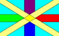Flag of Eagleia