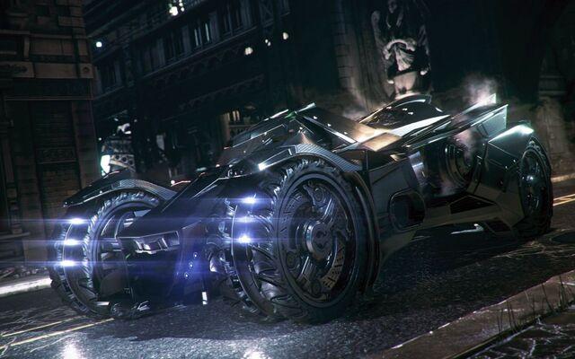 File:Batmobile - Batman Arkham Knight Wallpaper.jpg