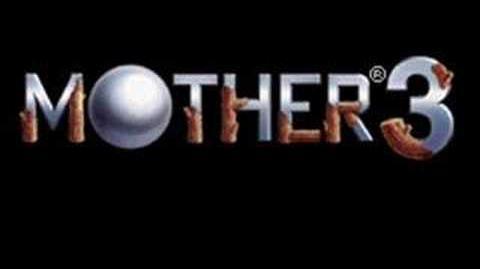 MOTHER 3- LOG-O-TYPE