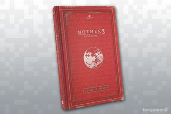 MOTHER 3 Handbook cover