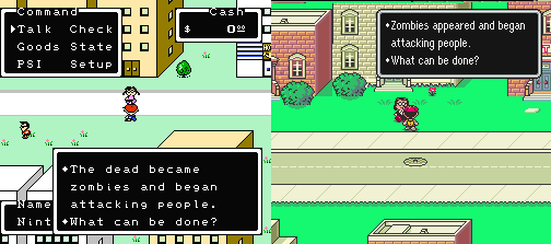File:EarthBound 0 Remake Hack - Earth Bound comparison.png