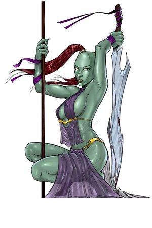 File:Orc female art.jpg