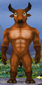 Body-Athletic Male-Taurian