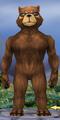 Body-Normal Male-Ursine