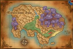 Dvergar Raider map