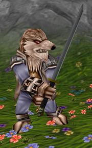 Dvergar Raider