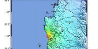 2010 February 27 (04:33), Chile