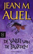 Valley Horses novel dutch purple