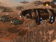 Earth 2160 Falkner Surrounded