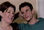 Irene Raymond and Troy Harvey