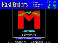 EastEnders Arcade Game - Loading Screen (1987)
