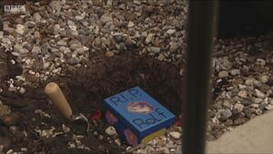 Rolf Being Buried (2007)