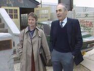 Health Vistor and Dr Harold Legg (2 May 1985)