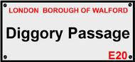 Diggory Passage, Walford