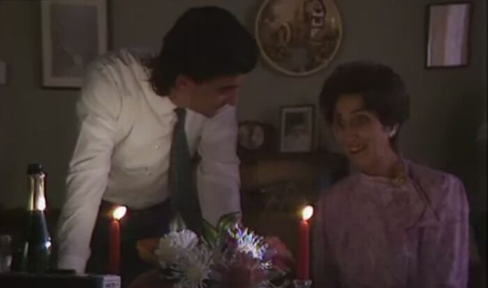 Nick Cotton tries poison to Dot Cotton (1990)