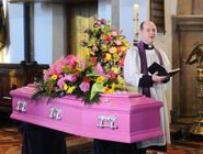 Heather Trott's Funeral (2012)