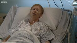 Carol in Hospital