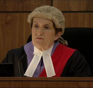 Judge Harriet Steele