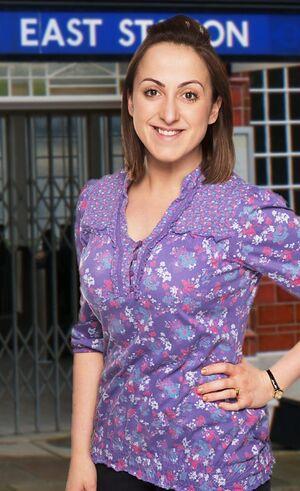 Sonia Fowler (2015)