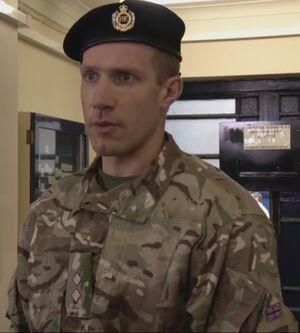 Sgt Major Adam Wallace 2